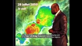 WMO Weather Report 2050 - Burkina Faso.
