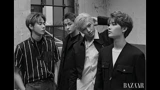 NCT 127 릴레이 인터뷰 Vol.2-해찬, 마크, 도영