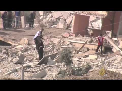 ذريعة التهجير القسري لمئات الأسر في منطقة رفح
