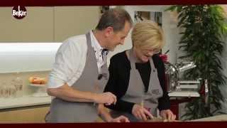 Ospite in Cucina - SCALOPPINE AI FUNGHI PORCINI con Adriana Buriola