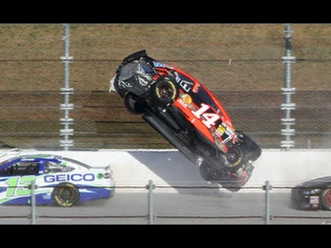 Top 10 NASCAR Crashes of All Time
