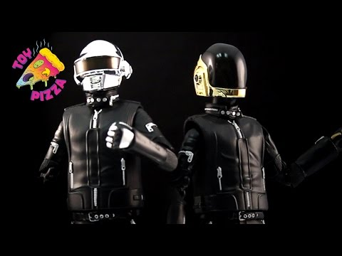 Nations - Subscribe for more: http://www.youtube.com/subscription_center?add_user=toypizza Here's our spotlight review of the Tamashii Nations, Daft Punk figurines! Rocking out, groovin', bustin' moves...