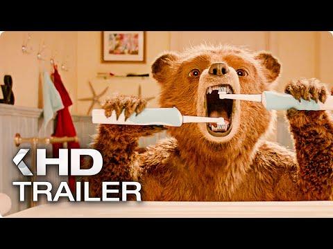 PADDINGTON 2 Trailer German Deutsch (2017)
