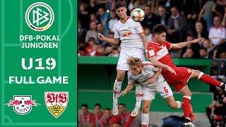 Video RB Leipzig vs. VfB Stuttgart | Full Game | U19 DFB Cup | Final MP3, 3GP, MP4, WEBM, AVI, FLV Mei 2019