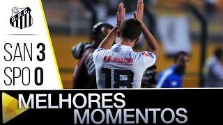 +3 PONTOS NA CONTA, POR FAVOR? Confira os melhores momentos da vitória de 3 a 0 do Peixe sobre o São Paulo, em partida válida pela décima primeira ...