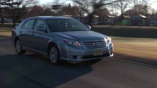 2011 Toyota Avalon - Drive Time Review