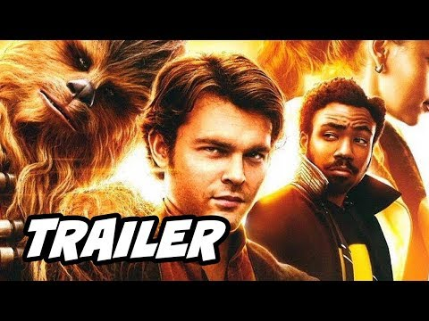 Solo A Star Wars Story Superbowl Trailer - Han Solo and Chewbacca Breakdown