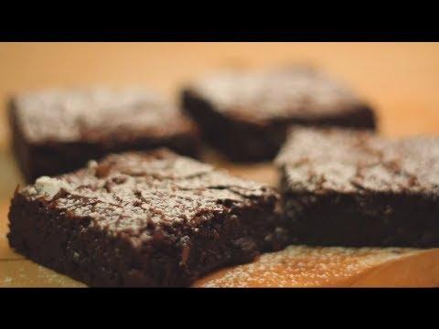 Chocolate Brownies - How to Make Chocolate Brownies Recipe