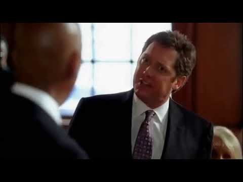 Alan Shore explains the presidential election scam (from Boston Legal 2007)