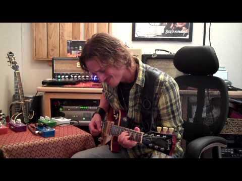 Brett Scallions creates a Flashback Delay TonePrint