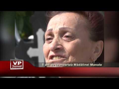 5 ani de la moartea Madalinei Manole