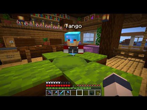 Minecraft - HermitCraft S7#7: Stat Poker /w Tango