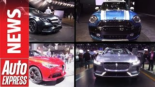 Best cars at the 2016 LA Motor Show by Auto Express