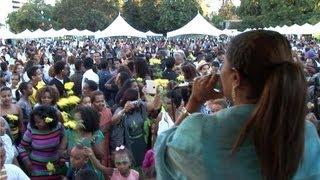 2005 ETHIOPIAN NEW YEAR CELEBRATION - 2012, OAKLAND, CA