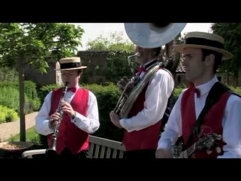 wedding jazz band - http://www.silkstreetjazz.co.uk - hire wedding jazz for reception, traditional dixieland jazz band. Hire Silk Street jazz band, perfect music entertainment t...
