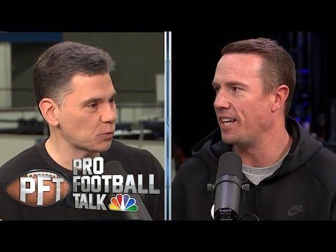 Video: Matt Ryan finally ready to talk about Super Bowl loss to Patriots | Pro Football Talk | NBC Sports
