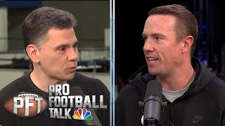 Matt Ryan finally ready to talk about Super Bowl loss to Patriots | Pro Football Talk | NBC Sports