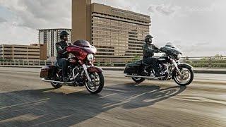 8. 2015 - 2016 Harley-Davidson Street Glide and Street Glide Special