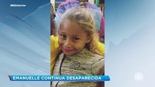 Chavantes: Emanuelle continua desaparecida