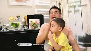 Video JANJI SUCI - Rafathar Di Mandiin Papahnyaa Lucuuuu !! (18/3/18) Part 1 MP3, 3GP, MP4, WEBM, AVI, FLV Juni 2019