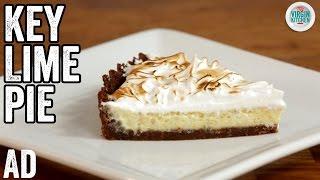 KEY LIME PIE RECIPE   EMOTION COOKBOOK #3 ADVENTURE #ad by  My Virgin Kitchen