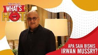 Video Deretan Bisnis Irwan Mussry, Suami Maia Estianty MP3, 3GP, MP4, WEBM, AVI, FLV Mei 2019