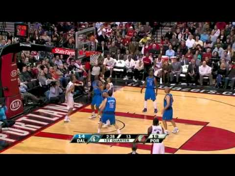 Chris Johnson's tough shot against Mavericks