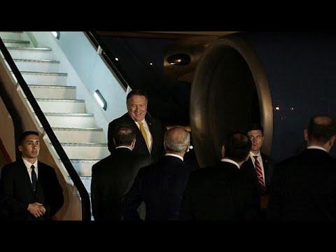 Μ. Πομπέο: Κάθε βήμα που γίνεται με τη Β. Κορέα είναι σημαντικό