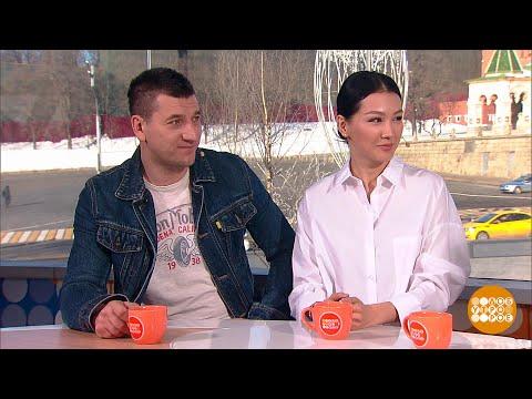 Аружан Джазильбекова Александр Устюгов. 20.03.2018 - DomaVideo.Ru