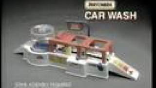 Matchbox Car Wash Commercial - 1993