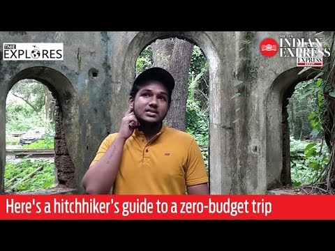 Around India in 93 days: Here's a hitchhiker's guide to a zero-budget trip