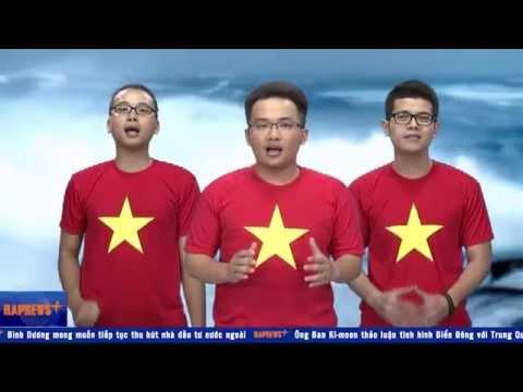 Rap News số 13: Triệu trái tim Việt cùng hướng về Biển Đông - congdongvip.com