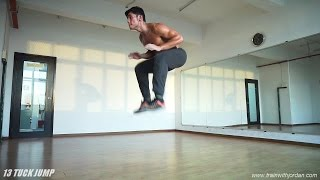 20 Types of Bodyweight Squat