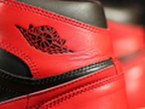 Info 1-5: Air Jordan 1 '94 & '01 Black & ...