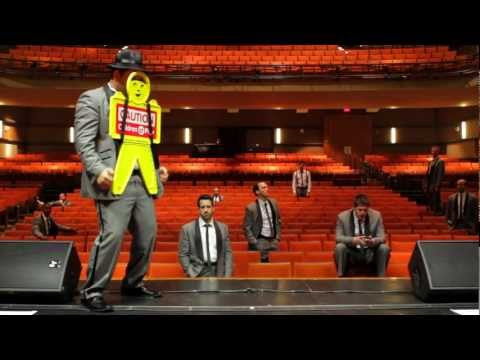 Harlem Shake with Straight No Chaser