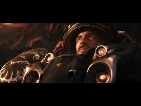 [HD 720] Starcraft 2 - Cinmatique de fin : Confrontation