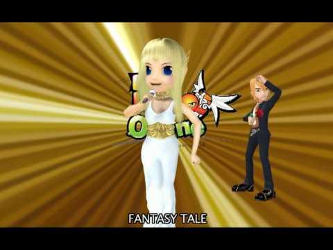 跑online - Fantasy Tale 遊戲版 MV