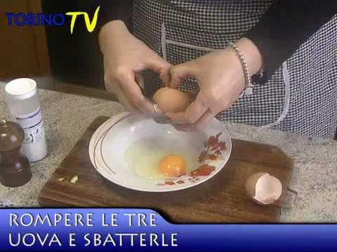 uova strapazzate con zucchine - ricetta