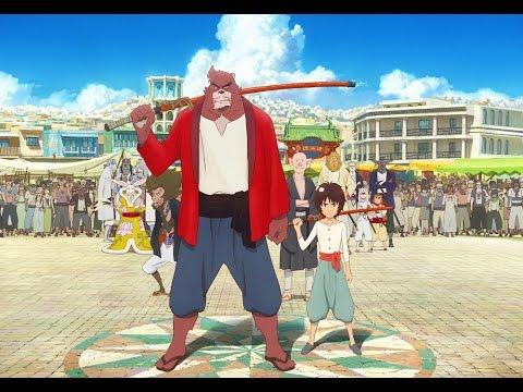 《怪物的孩子》夏日大作戰監督『細田守』最新動畫電影