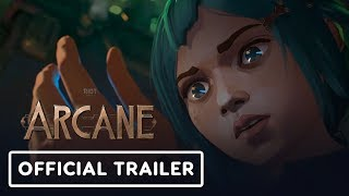 Riot Games' Arcane - Reveal Trailer by IGN