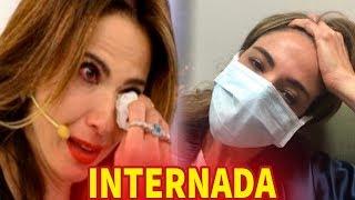 Luciana Gimenez é Internada no Hospital de São Paulo e Preocupa a todos