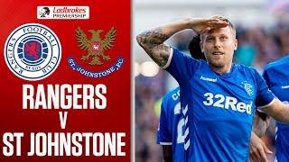 Video Rangers 5-1 St Johnstone | Rangers hit five to thrash St Johnstone | Ladbrokes Premiership MP3, 3GP, MP4, WEBM, AVI, FLV September 2018