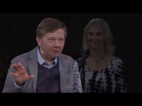 Eckhart Tolle Video: Balancing Presence with Planning