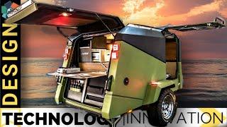 Video 15 Unusual Campers and Caravans Sure to Make an Impression MP3, 3GP, MP4, WEBM, AVI, FLV Juli 2019