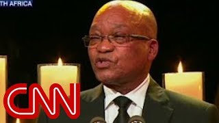 Video Jacob Zuma sings at Mandela funeral MP3, 3GP, MP4, WEBM, AVI, FLV Januari 2019