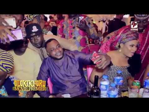 Olokiki Oru Movie Premiere Starring Odunlade Adekola, Femi Adebayo & Lots More