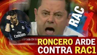 Video Roncero estalla contra RAC1 tras quedar fuera de Copa MP3, 3GP, MP4, WEBM, AVI, FLV Mei 2017