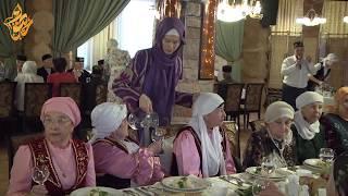 Благотворительный обед для пожилых от имени Гёкдениза Карадениза