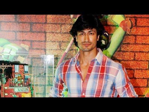 Vidyut Jamwal At The Launch Of Teenage Mutant Ninj