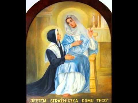santa caterina... la  madonna della medaglia miracolosa.